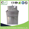 alibaba china clean room stainless steel sink utility