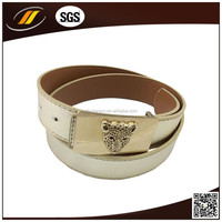 Factory Direct Supply Strong Quality Different Styles Pu Belt For Girls