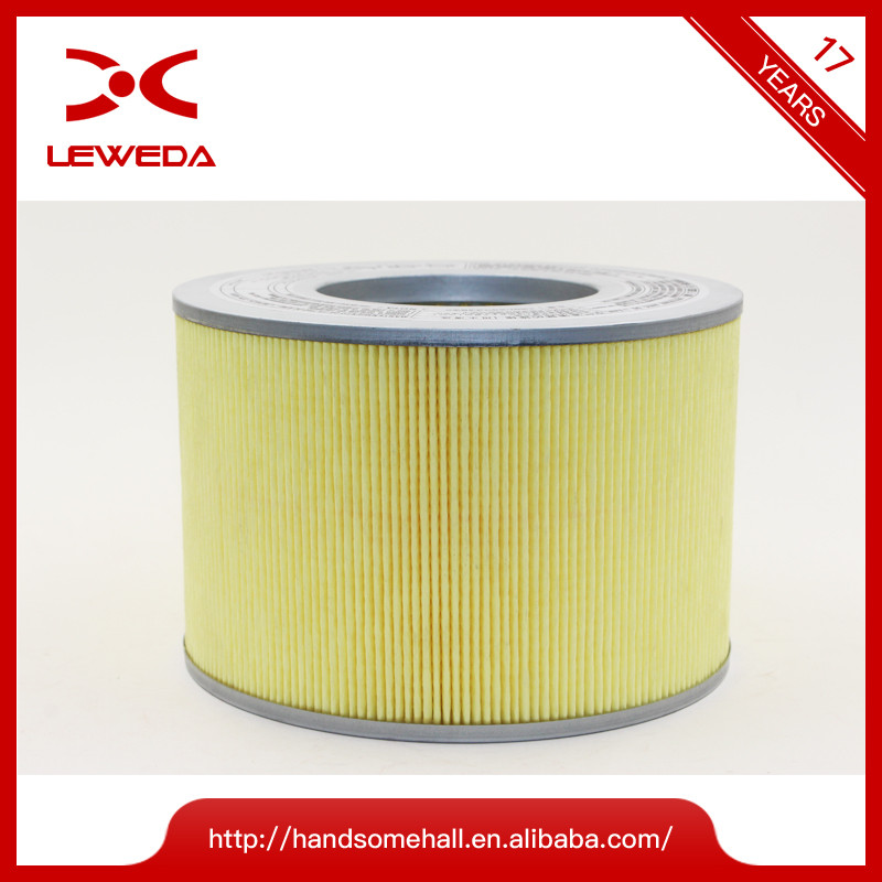 Car air filter element 17801-67060 with high performance air filters used for LAND CRUISER LAND CRUISER PRADO TACOMA II Pickup
