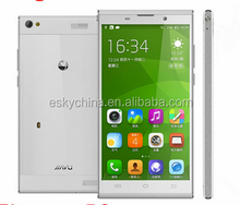Original Jiayu G6 phone WCDMA Android4.2 MTK6592 Octa Core 1.7Ghz 2G RAM 32G ROM 13.0Mp 1920x1080P NFC OTG GPS Metal Body