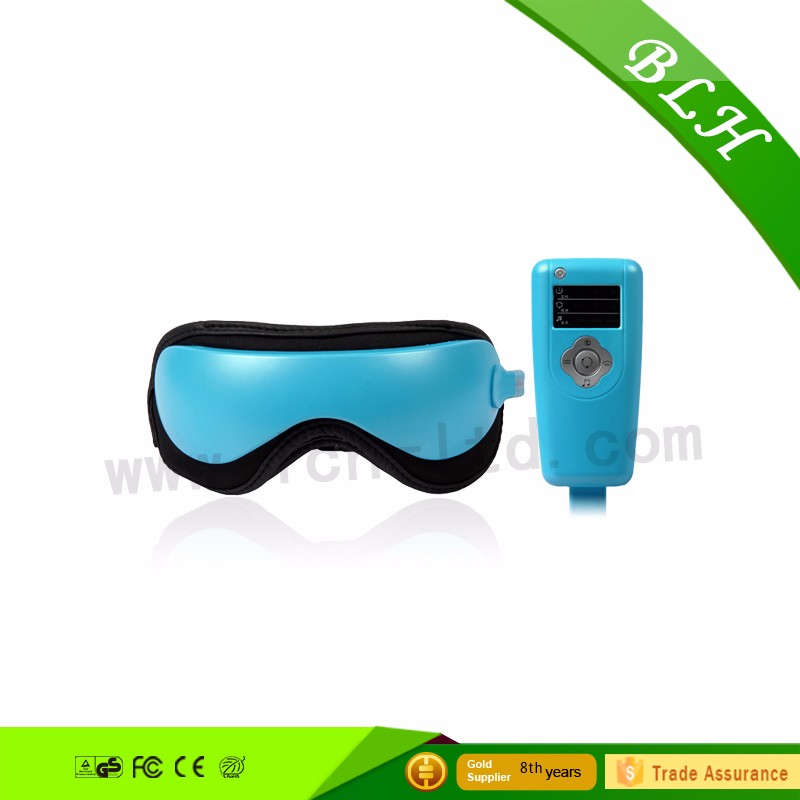 2016 kneading eye temple massager acupuncture eye mask massager