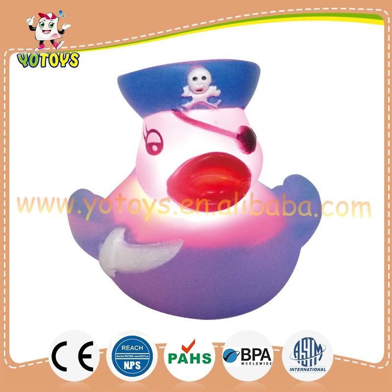 Venda quente eco brinquedos Do Banho Do Bebê LED light up piscando brinquedo para crianças