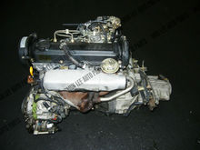 JDM USED ENGINE WITH GEARBOX FOR CAR NISSAN CD17 EFI SUNNY PULSAR LANGLEY