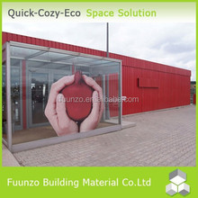 Fast Install Modular Mobile Anti Earthquake Well-designed Steel Mobile Shop