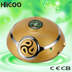 Golden Color Aroma Diffuser Electronics Air Freshener for Car