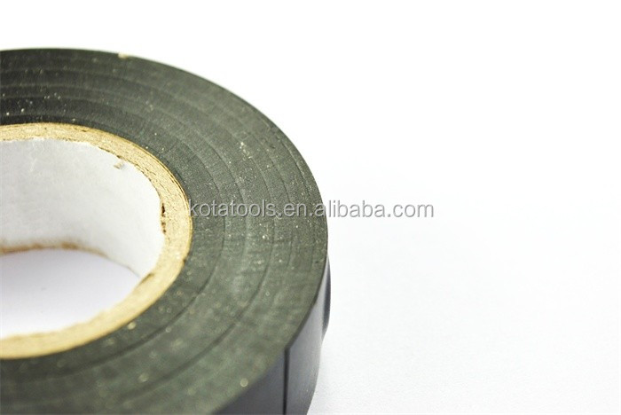 Mist fire resistant tape PVC electrical adhesive tape