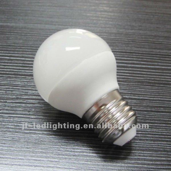 shenzhen led e27 led bulbs 3w led lamp g45 mini bulb light covers