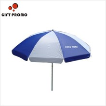 Promotional Big Sun Custom printing Beach Umbrella