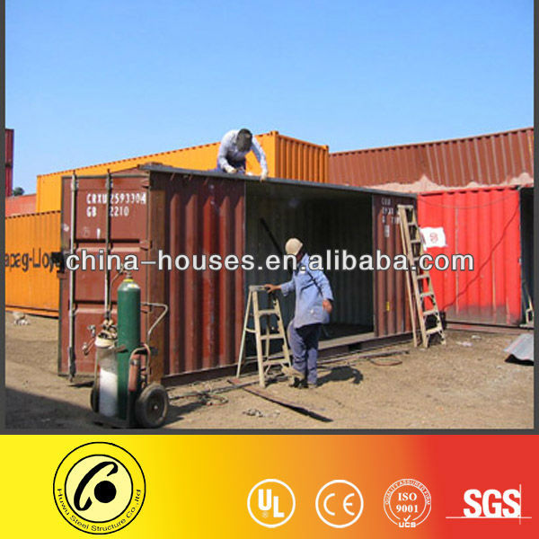 Converted Site Office/Accomodation Units/Ablution Units