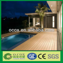 Lowest Price China Manufacturer Top Quality Wood Plastic Composite WPC Pool Floor/Decking Pool