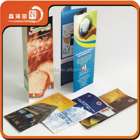 custom overseas board softcover book printing