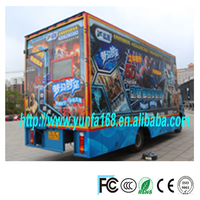 Unbelievable Attractive dynamic 5D theater electric and hydraulic truck with 3d glasses hot sale