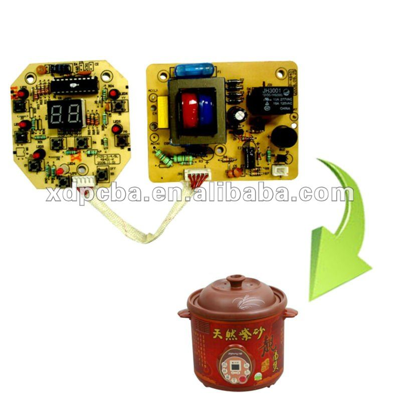 Soup cooker pcb control board/pcb hs code/technology products