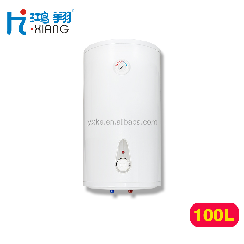 220V vertical Cylinder Electric Hot Water Heater Electric Geyser