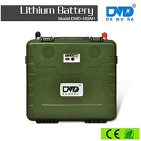 New ultra light deep cycle dry cell gel li ion car battery lithium battery 12v 160ah