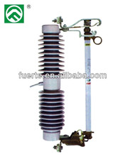 Extensive and diverse type of 36KV High voltage appliance Porcelain Fuse Cutout FSC-33