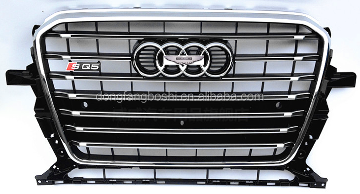 Car accessories facelift front grill for Audi Q5 SQ5 auto body kit