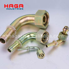 Hydraulic Hose Fitting 30 Metric Female Flat Seat