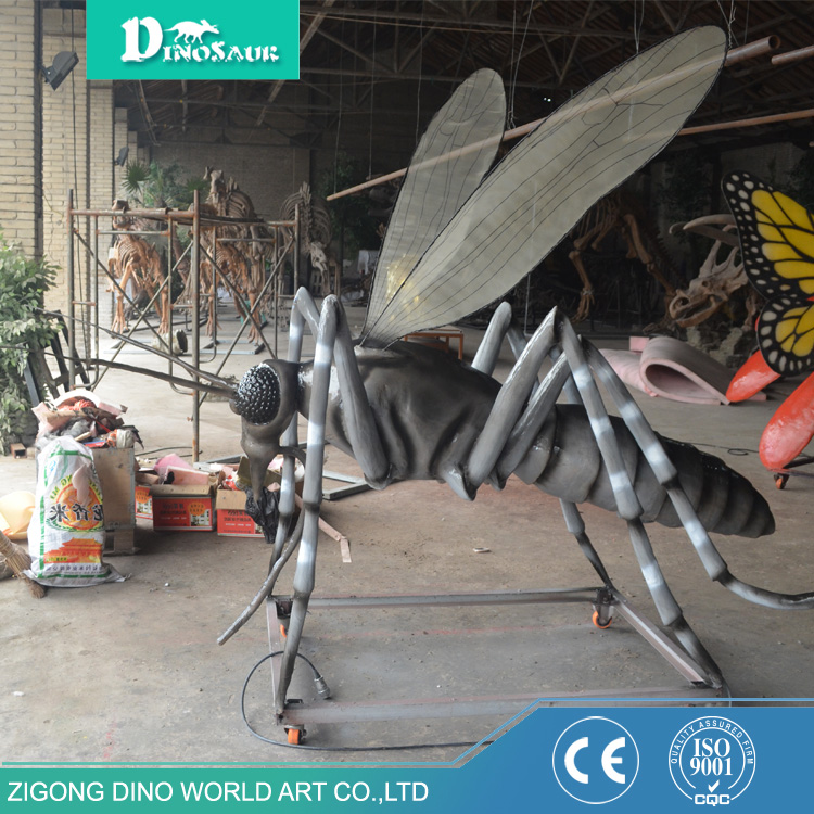 Robotic Big Model Animatronic Lifelike Insect