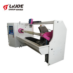 Fully-automatic BOPP/Masking/PVC/Double Sided Adhesive Tape Log Roll Cutting Machine