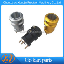 High quality CNC drilling machining go kart rear wheel hub With low price