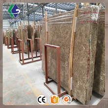 China Supplier Light emperador marble laminated with high quality
