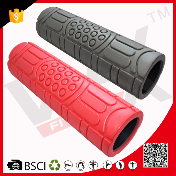 "18"" EVA Yoga Foam Roller High Quality/Hollow Foam Roller"
