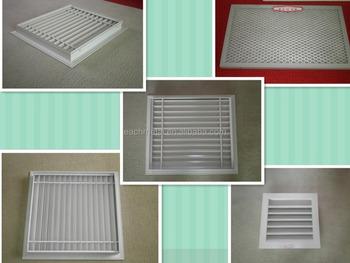 Pvc and pp air vent grille air diffuse air diffusing vent - Grille de ventilation fenetre pvc ...