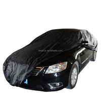 Universal Waterproof Anti UV Wind universal fit folding garage car cover