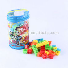enlighten brick building toys set plastic building blocks