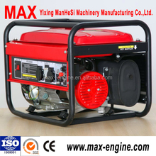 Fuel Save 4KW OHV Single phase Gasoline Generator Stes Air Cooled