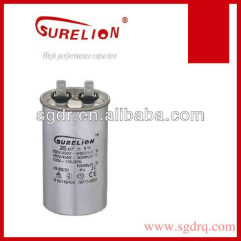 CBB65 air conditioner parts capacitor 400v