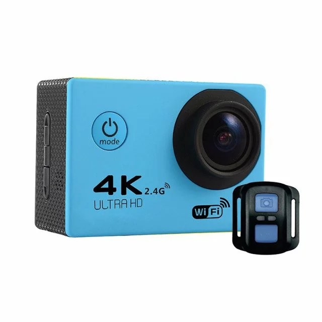 2.0 Inch Waterproof Allwinner V3 WIFI 4K Action Cam with Remote Control