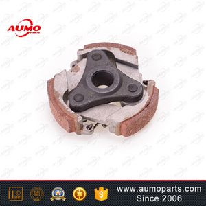 Motorcycle Engine Clutches parts for MINI POCKET BIKE 50CC Clutch shoe assembly