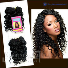 Best Seller wholesale expression synthetic curly hair extensions