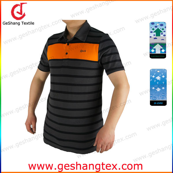 Quick Dri Fit Anti bacterial polo t-shirts