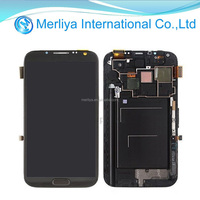 In Stock LCD Touch Screen For Samsung Galaxy Note 2 N7100