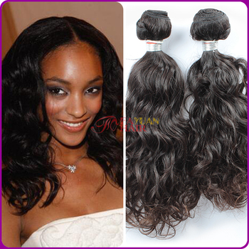 Top fashion best quality brazilian indian and malaysian great lengths hair extensions
