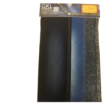 LY5030 Good Price Regular 100% Poly Cotton Denim Fabric For Jeans
