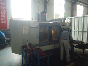 CNC Lathing (Wire Mesh Equipment)