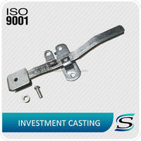 Best sales investment casting stainless steel cargo container locks