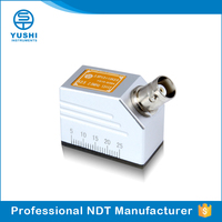 YUSHI Ultrasonic test probe ultrasonic probe sonicator ultrasonic sensor manufacturers china OEM