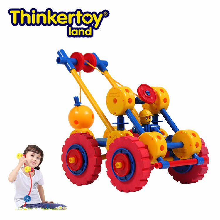 Eco-friendly ,Plastic,Non-poisonous Material and Model Toy,Construction Toy