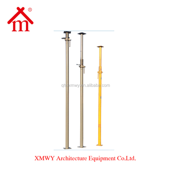 XMWY Customized Extendable Length Heavy Duty & Light Duty Shoring Prop