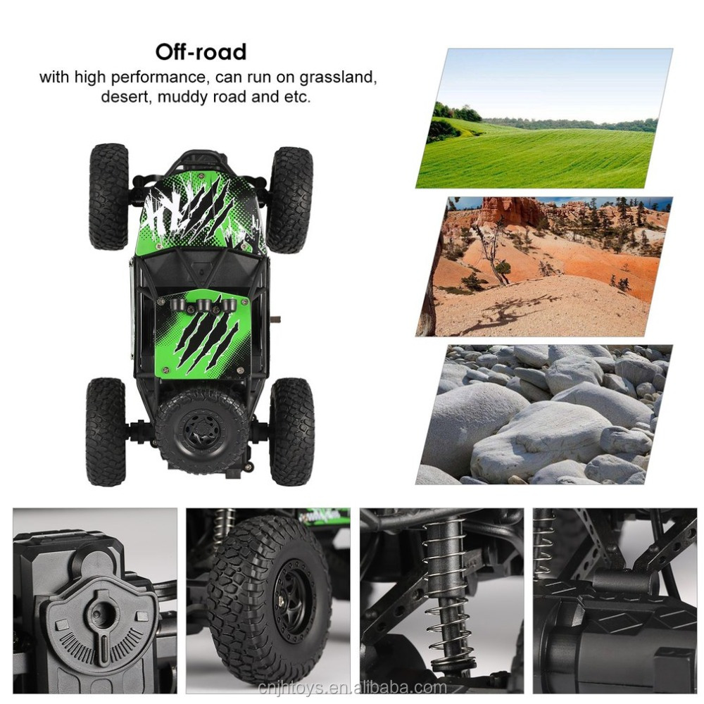 Recommendation 1:22 2.4G Mini RC Car with Rechargeable battery
