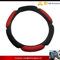 Sandwish mesh steering wheel cover (10 years experience)