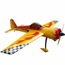 "remote control YAK-55 86.6"" 50cc gasoline giant scale rc airplane"