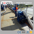 China concrete floor shot blasting machine/surface strengthening cleaning equipment