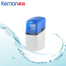 Automatic control home water softener/under sink small water softener price with resin