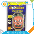 tricky decoration halloween scary electric toy plastic pumpkin with wholesale